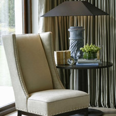 Contemporary Living Room by Minnie Peters
