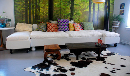 Cowhide rugs - wear well?