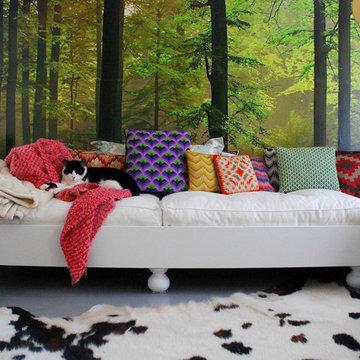 Kim Johnson- living room