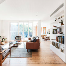 Houzz Tour: A Sandstone Worker's Cottage Balances Old and New