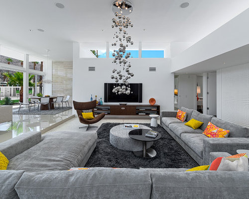 Funky living room houzz - Funky decorating ideas for living rooms ...