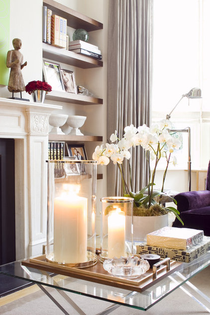 Contemporary Living Room by MPD London