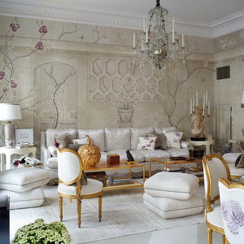 Mediterranean Style Living Room: Best Mediterranean Living Room Design Ideas & Remodel