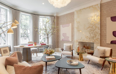 Sophisticated Hues at the 2019 Kips Bay Decorator Show House