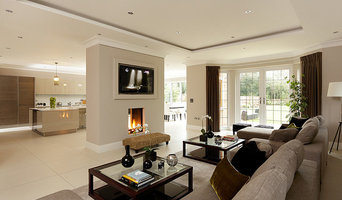 Kitchen, Bathrooms & Tiles for new build house at Gerrards Cross, London