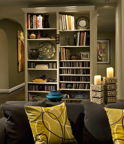 Combined Living Room And Dining Room Home Design Ideas Renovations Photos