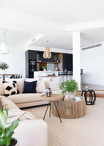 Genial Contemporary Living Room By Donna Guyler Design