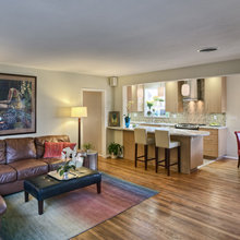 Before & After Views of Home Remodeling in L.A.