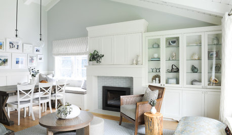 Subtle Beachy-Rustic Style for a Vancouver Cottage