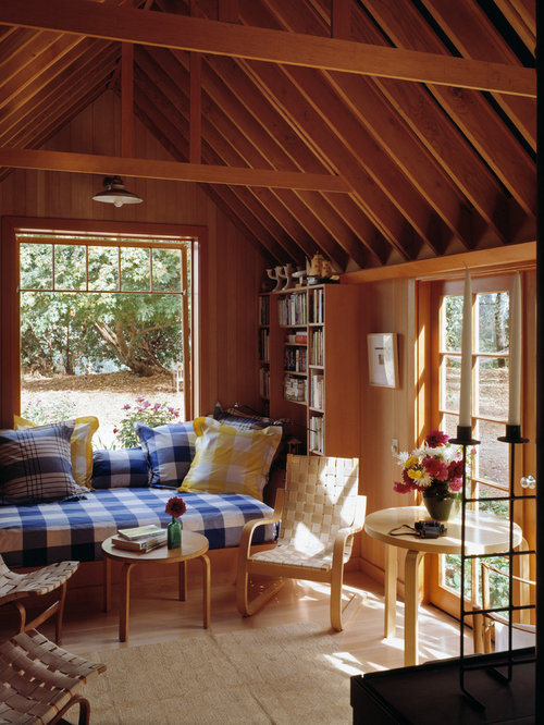 Rustic Blue And Yellow Living Room Design Ideas Remodels