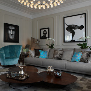 Grey And Turquoise Color Scheme Houzz