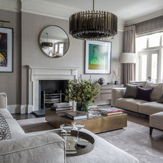 Staffan Tollgard Design Group London Greater London Uk Sw1w 8qn - Notting-hill-house-interior-by-staffan-tollgard-design-group