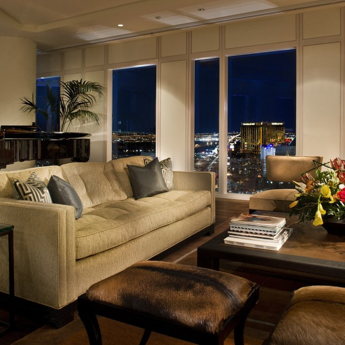 Stunning views in the heart of Las Vegas.