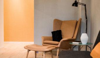 Koidu Street Living room