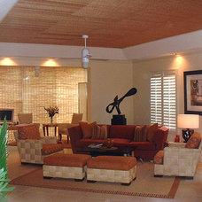 Contemporary Living Room by Samir Hanna Interior , Baers Design Studio