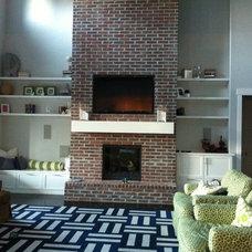Contemporary Living Room Kristy