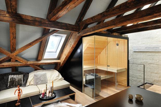 Living Room By Prestige Saunas Ltd