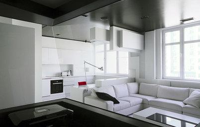 Проект недели: Практичные архитектоны, или Революция в гостиной