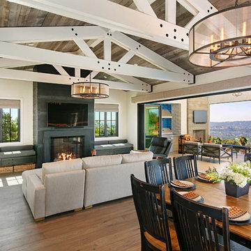 La Costa's Own Modern Farmhouse