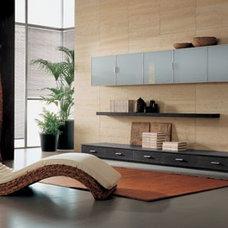 Modern Living Room by ladimoradesign.com