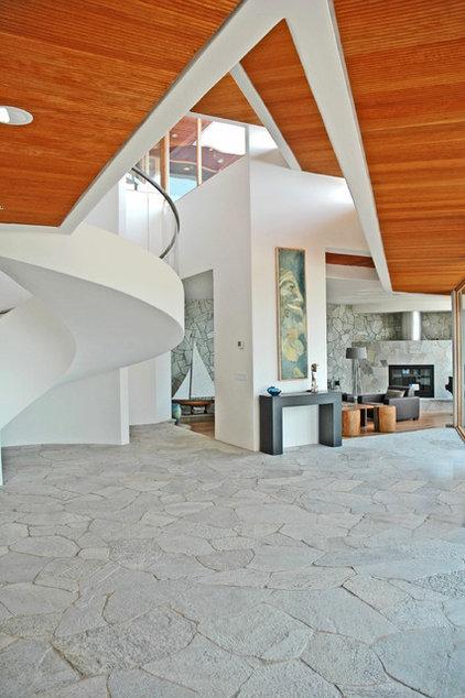 Modern Living Room by Steigerwald-Dougherty, Inc.