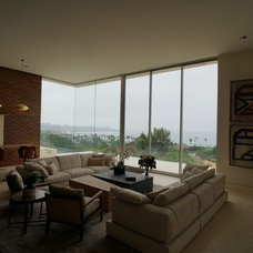 Contemporary Living Room by Lancko Group Inc.