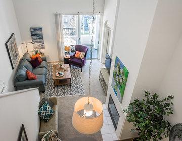 La Jolla Apartment
