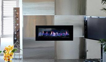 La Jolla Fireplace