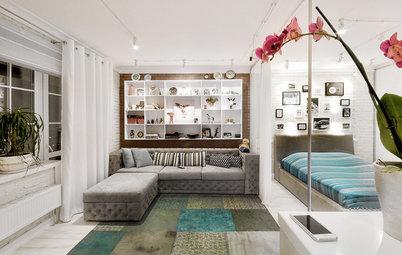 Разделяй и властвуй: Чем и как зонировать пространство в комнате