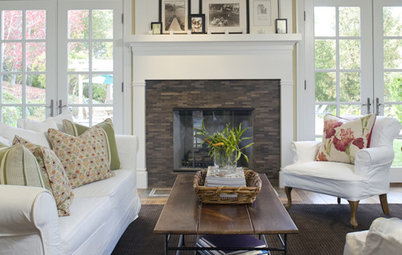 The Cure for Houzz Envy: Family Room Touches Anyone Can Do