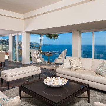 Laguna Beach Home Staging