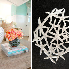 Beach Style Living Room by Nagwa Seif Interior Design