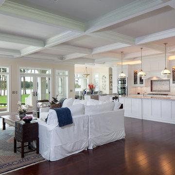 Lake Butler Custom Home