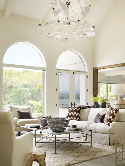 Light And Airy Living Room Houzz