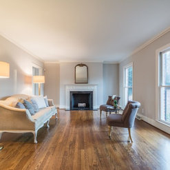 Rendered Nest Home Staging Redesign