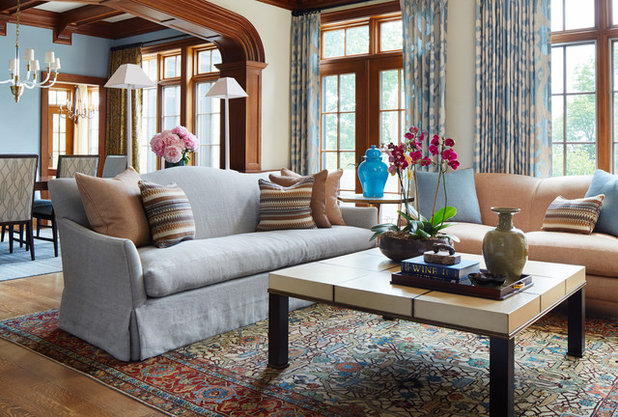 Nice Living Room by Peabody us Interiors