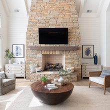 Backup Fireplaces