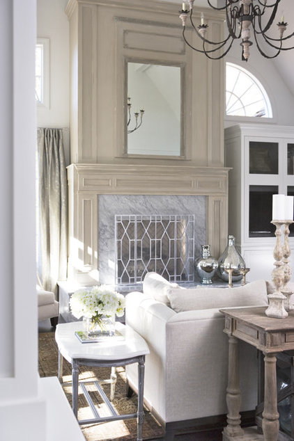 by Linda McDougald Design | Postcard from Paris Home