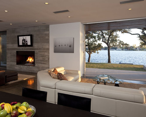 Fireplace Wall | Houzz