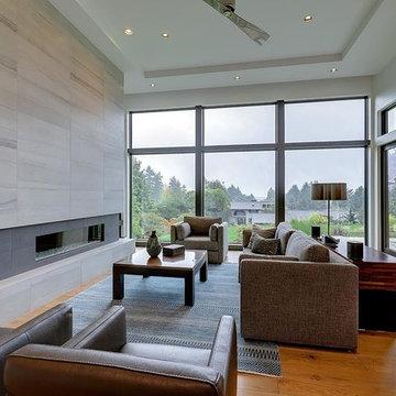 Lake Oswego Modern Estate