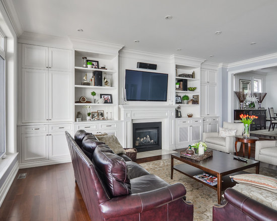 built in wall unit | houzz