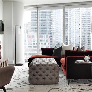 75 Contemporary Living Room Design Ideas Stylish Contemporary