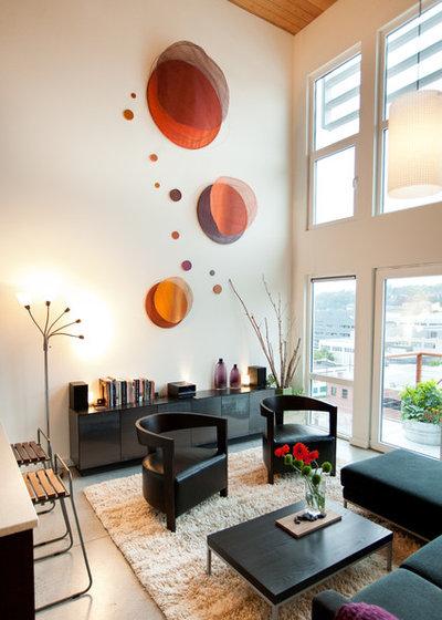 Industrial Wohnbereich By Goodspeed Architecture