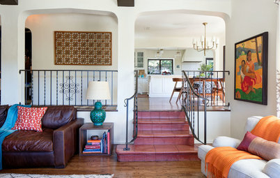Houzz Tour: Redo Keeps 1930s Spanish Bungalow Spirit Alive