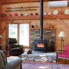 Photo Flip: 40 Wood-Burning Stoves to Set Your Heart Aflame