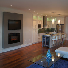 Modern Living Room by Westhome Planners Ltd.