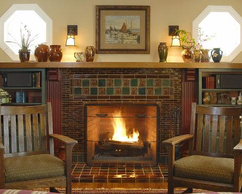small rustic living room design ideas renovations photos