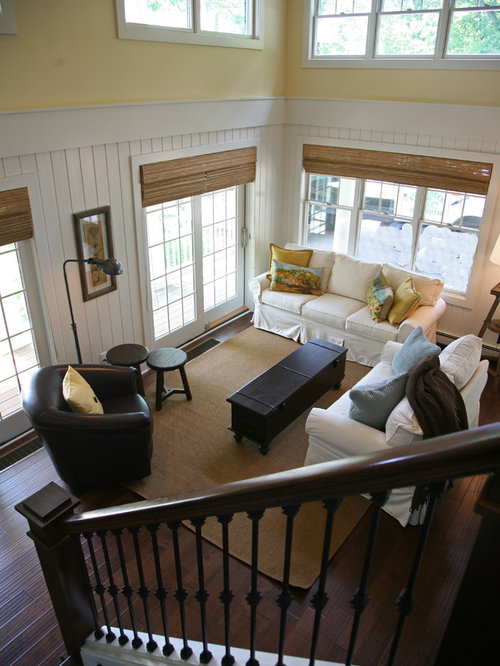 elegant formal living room photo in milwaukee with yellow walls