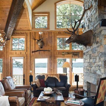Lakeside Luxury Getaway