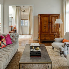Traditional Living Room by Lewis Giannoulias (LG Interiors)
